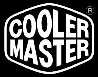 Cooler Master Logo - white