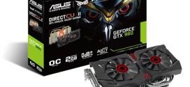 Asus GeForce GTX 960 STRIX Nvidia Recensione