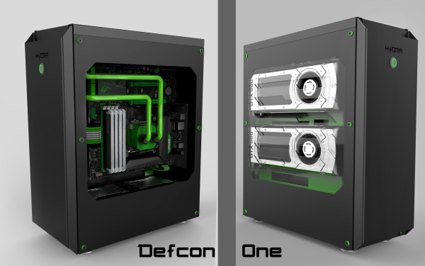 Defcon One build