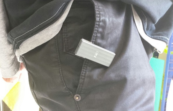 12. tasca pantalonee