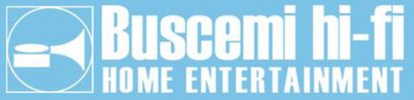 Logo di Buscemi Hi-Fi preso direttamente dal loro sito.