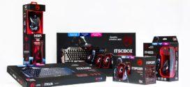 iTek SCORPION GAMING BOX – Tastiera + Mouse + Mouse Pad + Cuffie + Speaker