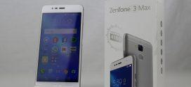 Asus Zenfone 3 Max – Recensione