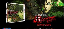 Shin Megami Tensei IV: Apocalypse' e '7th Dragon III Code: VFD' saranno rilasciati il 2 Dicembre in Europa e nei territori PAL