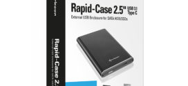 Sharkoon Rapid-Case 2,5 USB 3.1 Tipo C