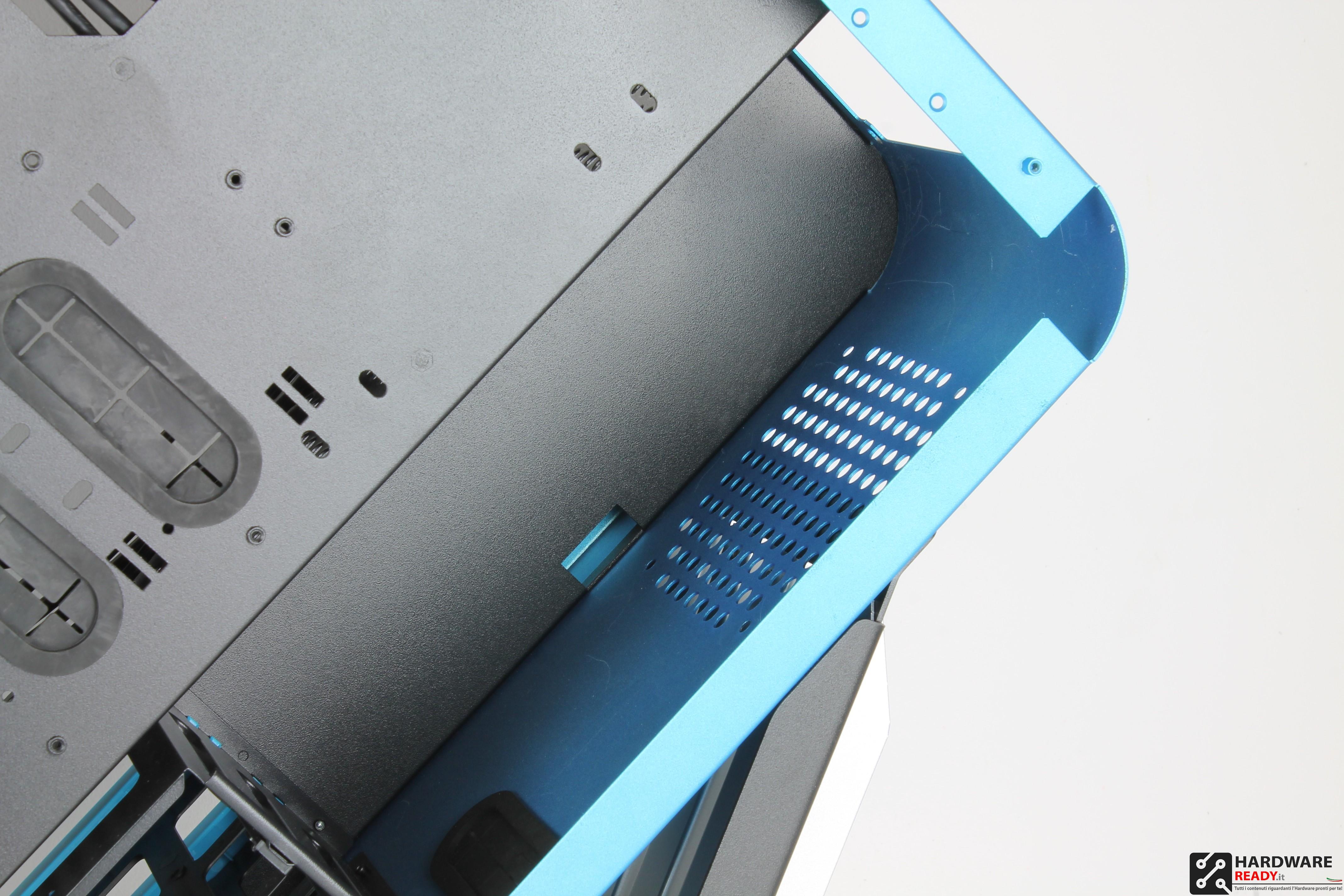 Cortek Galaxy Recensione Il Case All Interno Hardware